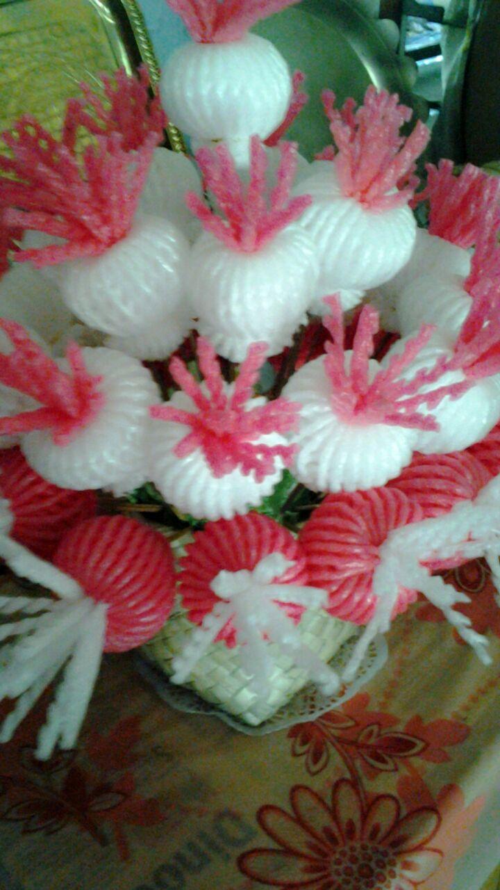 Bunga Hiasan Kampung Kubang Palas Kedah